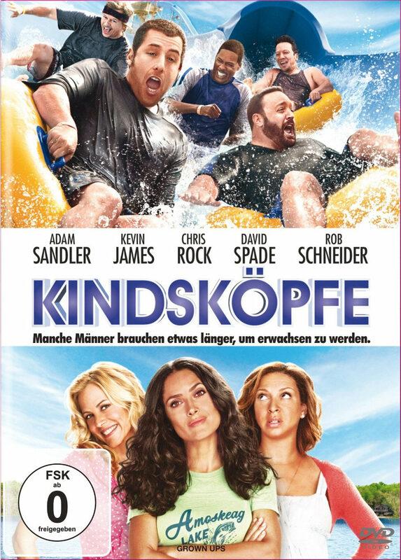 Kindsköpfe - Girls' Night Edition DVD Bild