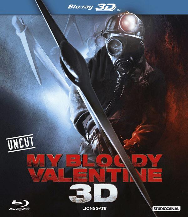 My bloody Valentine 3D - Uncut Blu-ray Bild