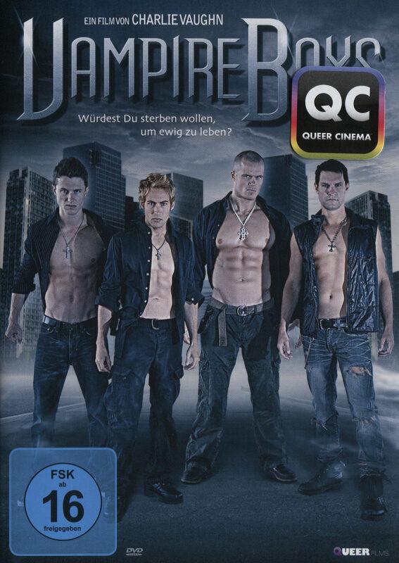 Vampire Boys  (OmU) DVD Bild