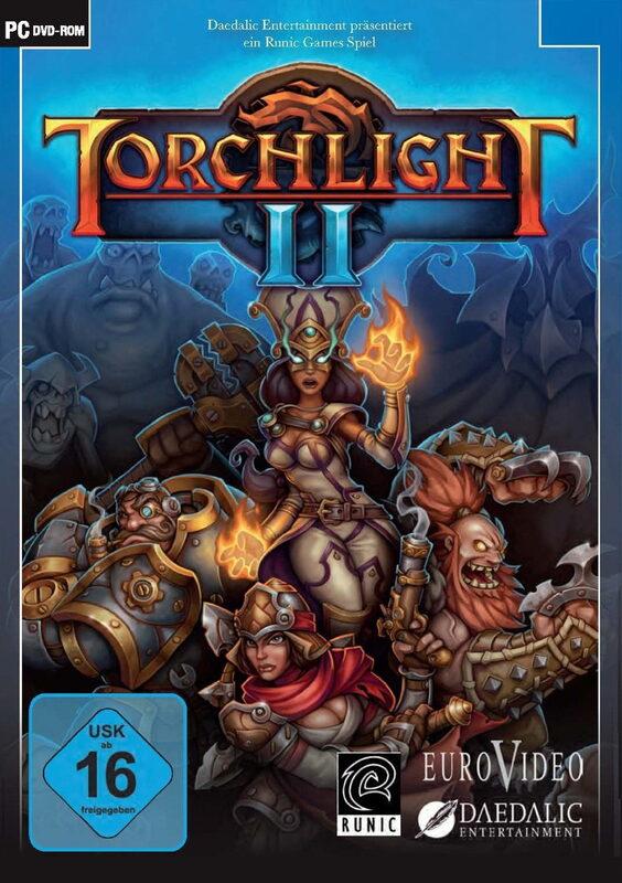 Torchlight II PC Bild