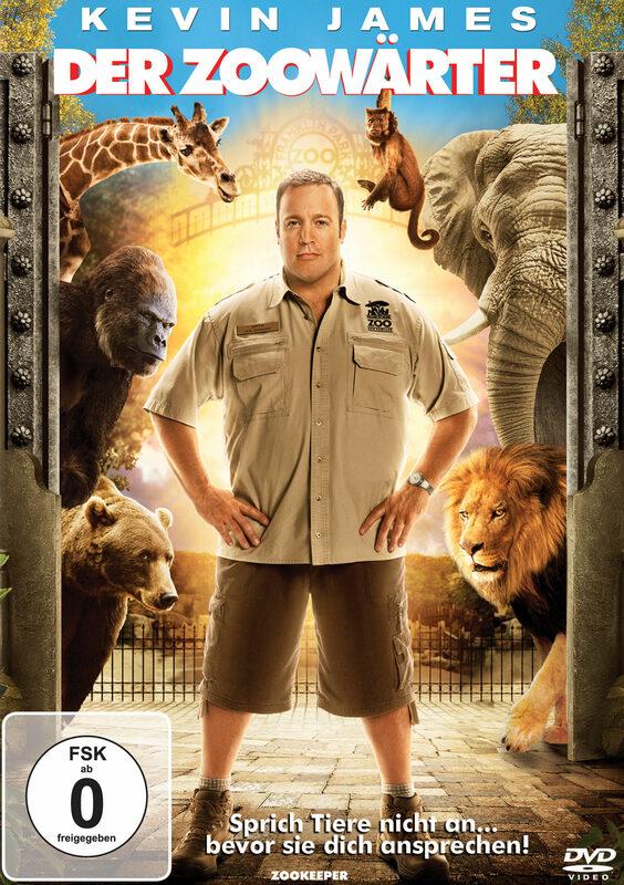 Der Zoowärter DVD Bild