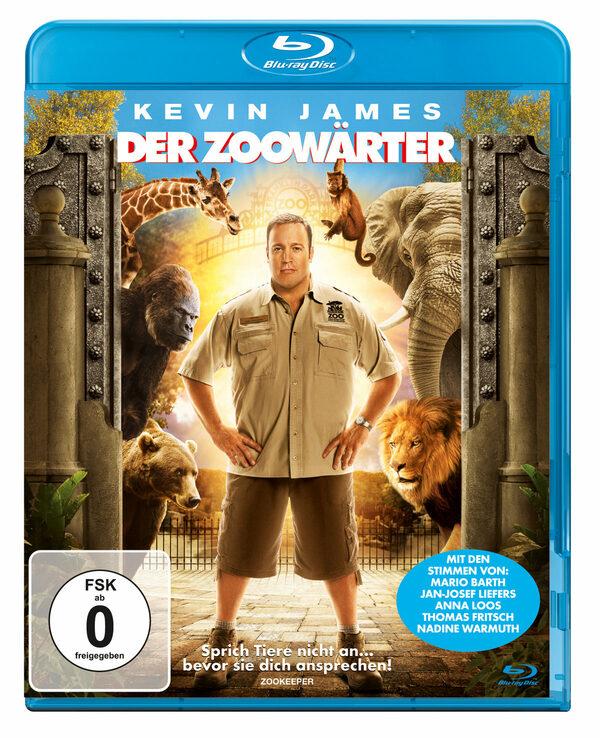 Der Zoowärter Blu-ray Bild