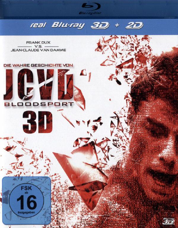 Die wahre Geschichte von JCVD's Bloodsport Blu-ray Bild