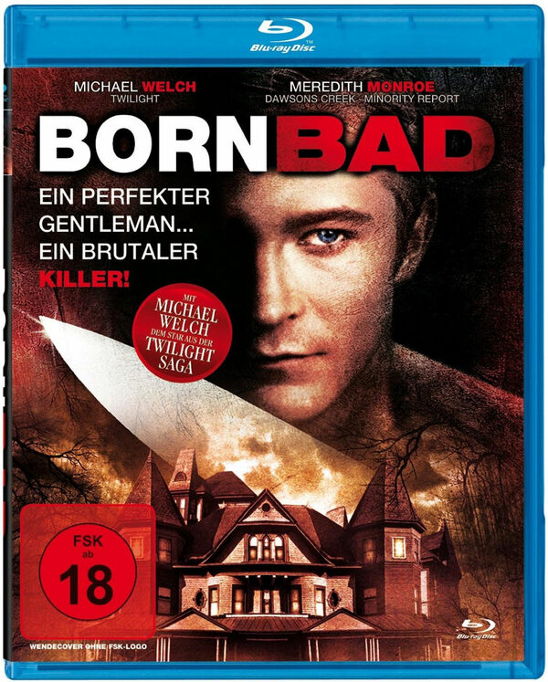 Born Bad Blu-ray Bild
