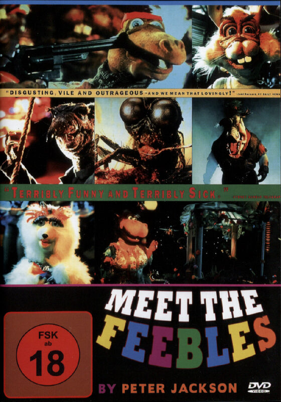 meet the feebles dvd ripper
