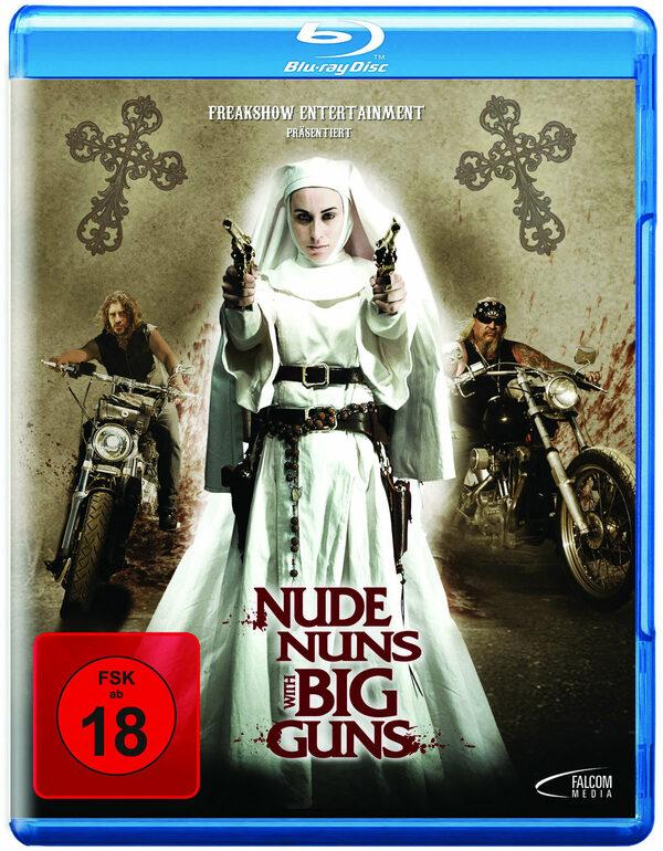 Nude Nuns with Big Guns Blu-ray Bild
