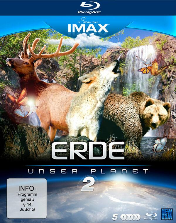 Erde - Unser Planet 2 IMAX  [5 BRs] Blu-ray Bild