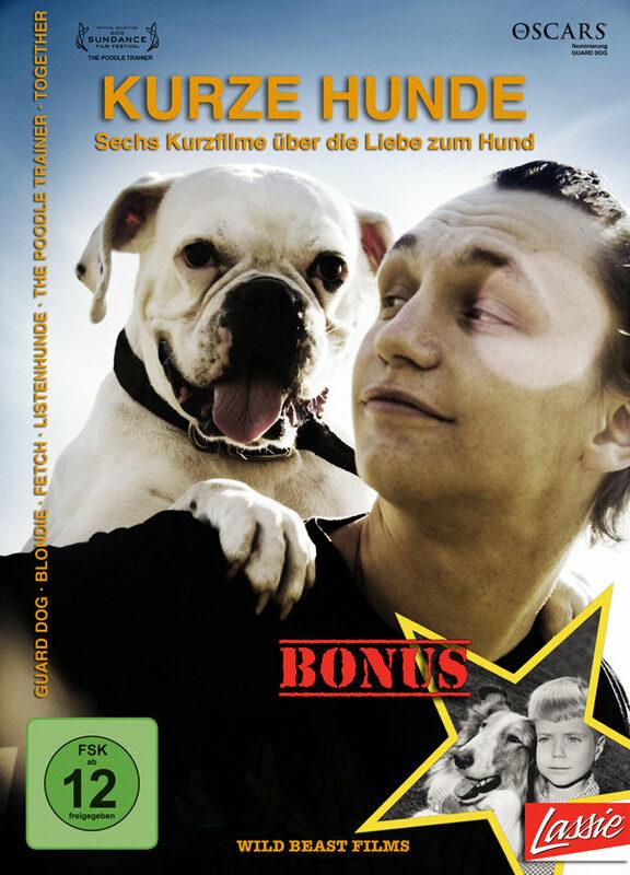 Kurze Hunde - Sechs Kurzfime über die Liebe ... DVD Bild