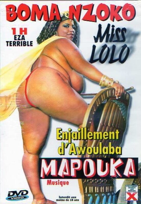 Boma Nzoko Miss Lolo DVD Bild