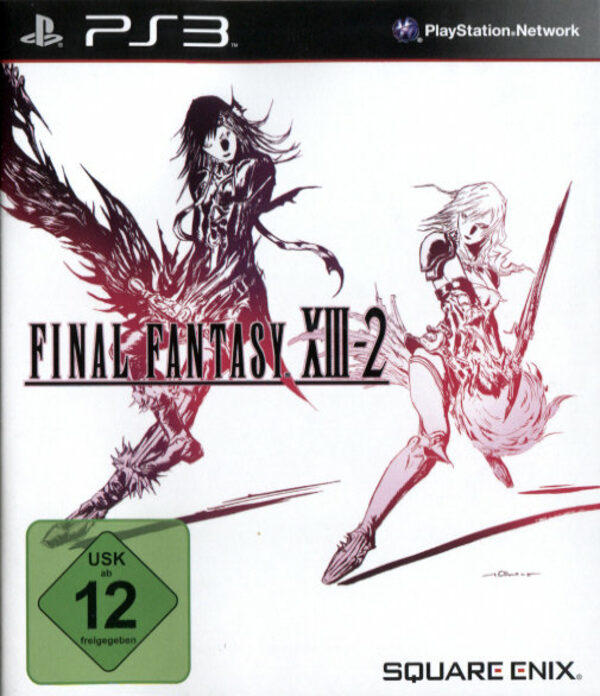 Final Fantasy XIII-2 PS3 Bild