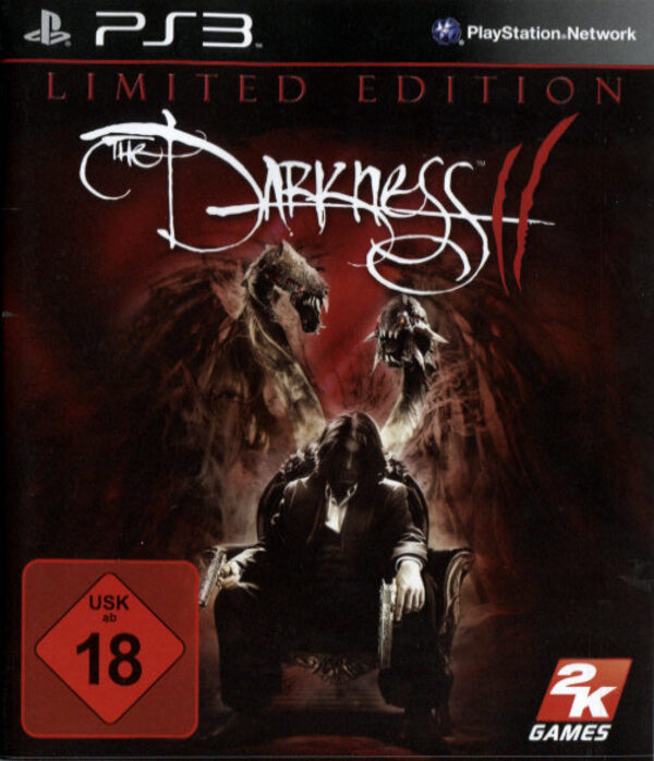 The Darkness II - Limited Edition PS3 Bild