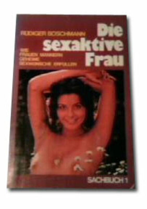 Die sexaktive Frau Buch Bild