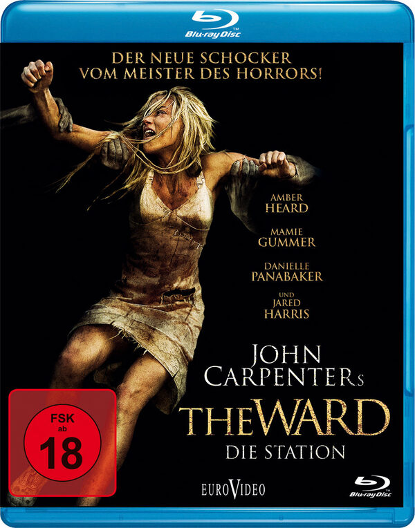 John Carpenter's The Ward Blu-ray Bild