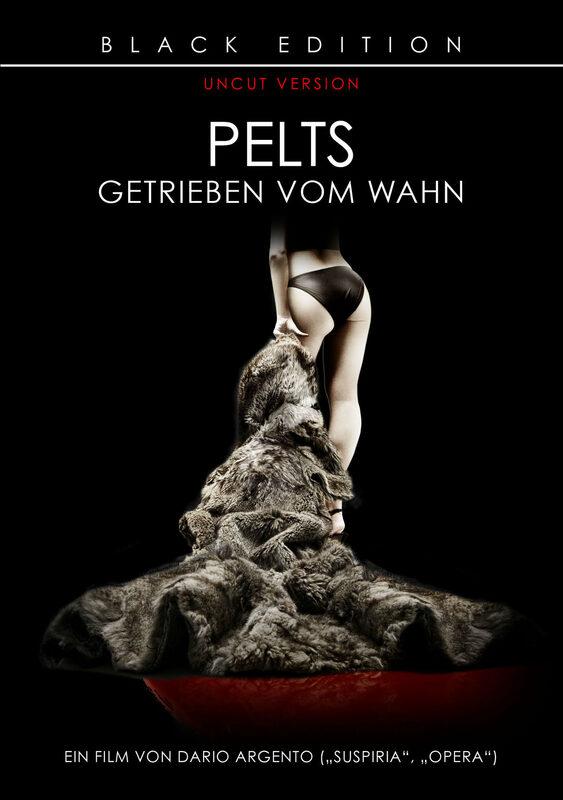 Pelts - Getrieben vom Wahn (Black Edition) DVD Bild