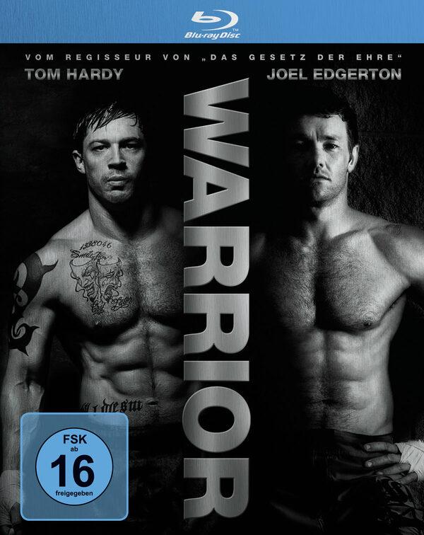 Warrior (Limited Edition, Steelbook) Blu-ray Bild