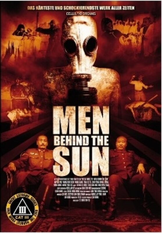 Men Behind The Sun - Uncut Limited Edition - CAT III Series #08 DVD Bild