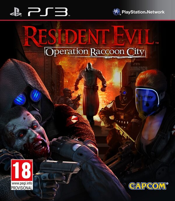 Resident Evil: Operation Raccoon City AT PS3 Bild