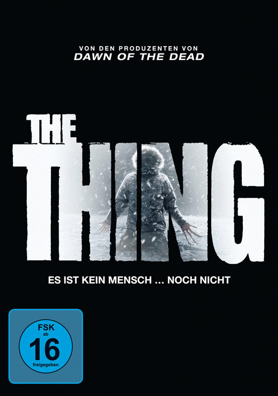 The Thing DVD Bild