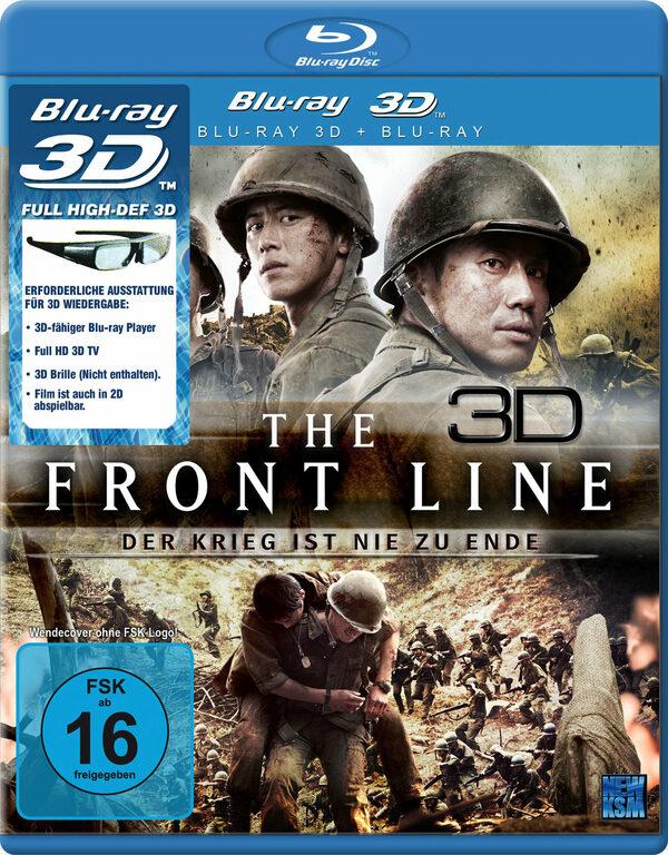 The Front Line 3D - Der Krieg ist nie zu Ende Blu-ray Bild