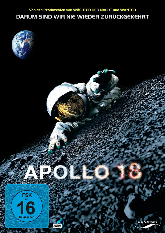 Apollo 18 DVD Bild