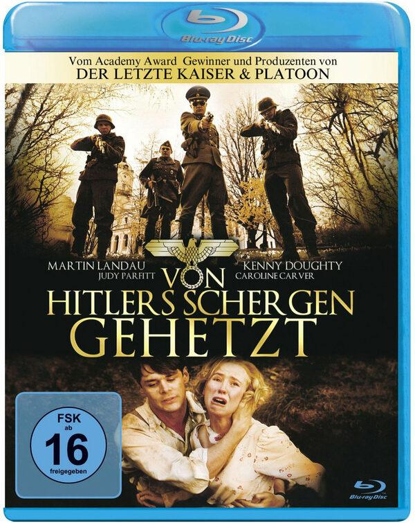 Von Hitlers Schergen gehetzt Blu-ray Bild