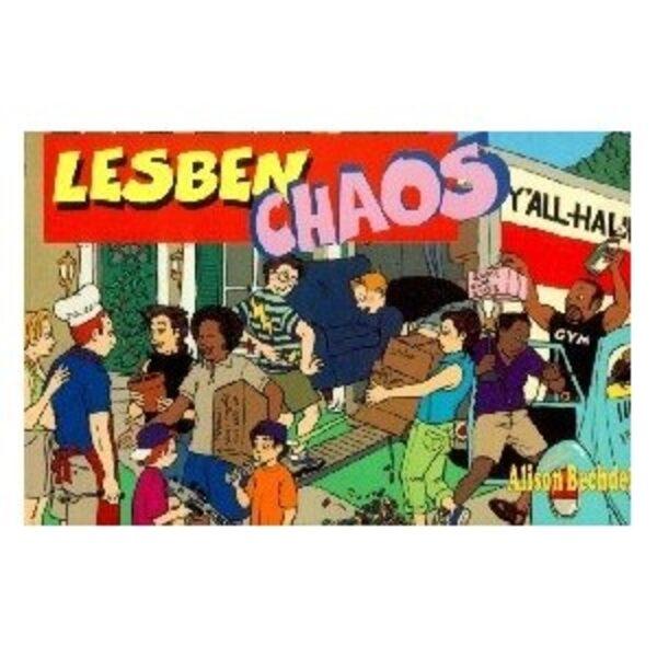 Lesbenchaos - Alison Bechdel  Bild