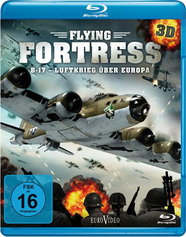 Flying Fortress 3D: B-17 - Luftkrieg über Europa Blu-ray Bild