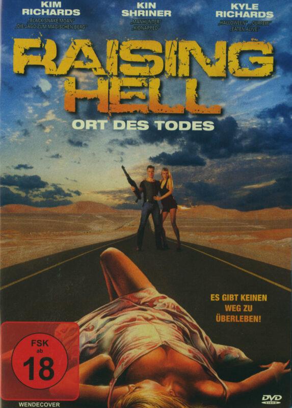 Raising Hell DVD Bild