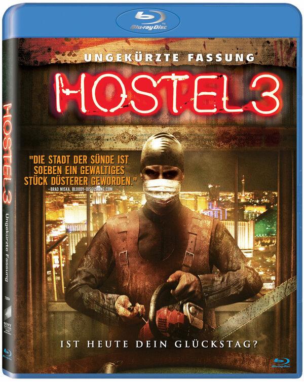 Hostel 3 - Ungekürzte Fassung Blu-ray Bild