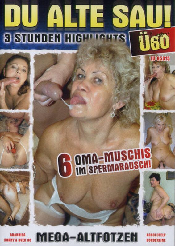 Du alte Sau! DVD Bild