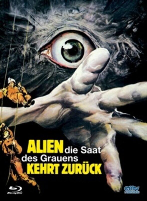 Alien – Die Saat des Grauens kehrt zurück Blu-ray Bild