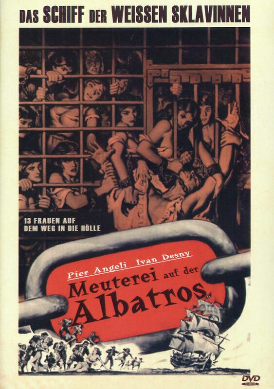 Meuterei auf der Albatros DVD Bild