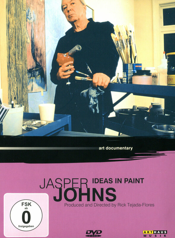 Jasper Johns - Art Documentary DVD Bild