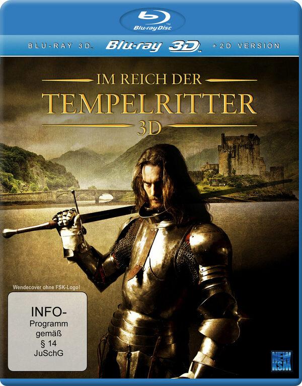 Im Reich der Tempelritter Blu-ray Bild