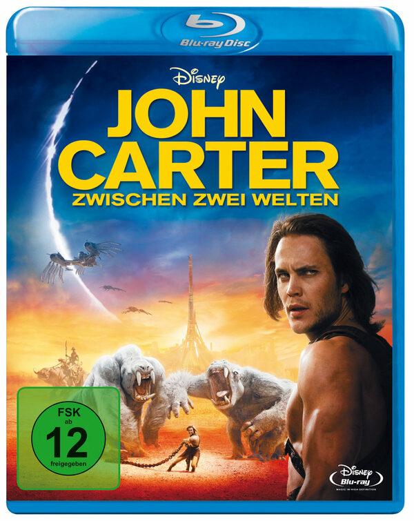John Carter - Zwischen zwei Welten Blu-ray Bild