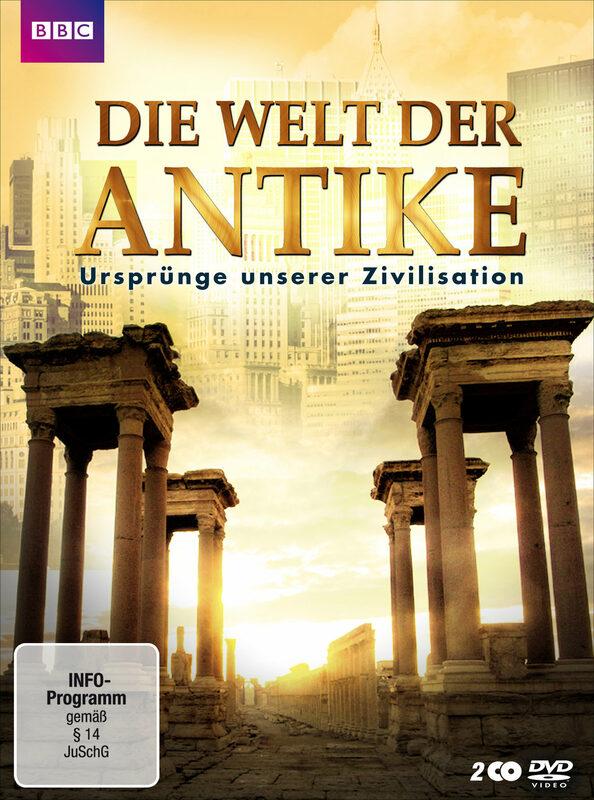 Die Welt der Antike - Ursprünge...  [2 DVDs] DVD Bild