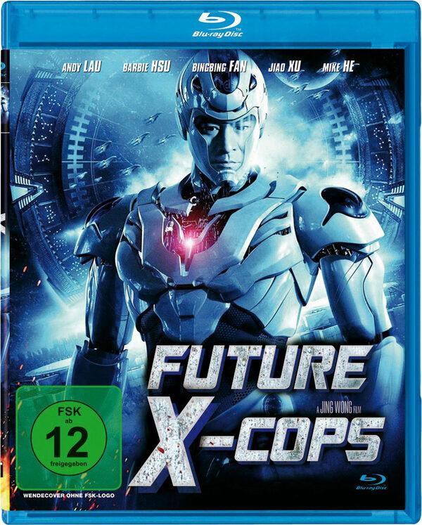 Future X-Cops Blu-ray Bild