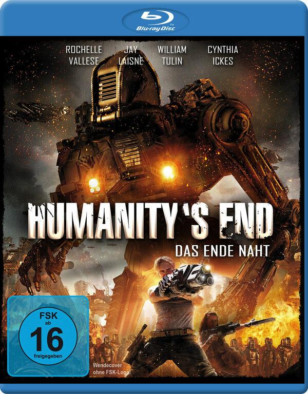 Humanity's End - Das Ende naht Blu-ray Bild
