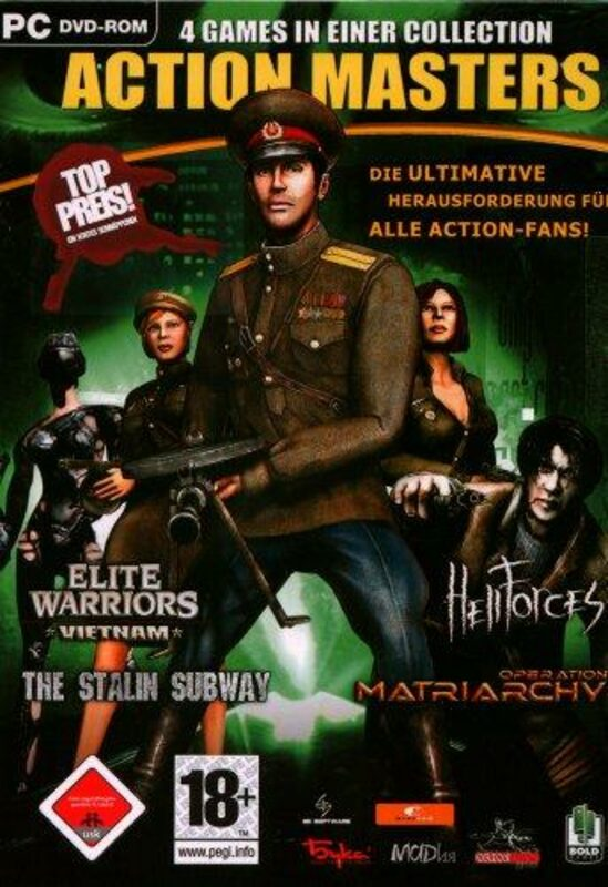Action Master Vol. 1 PC Bild