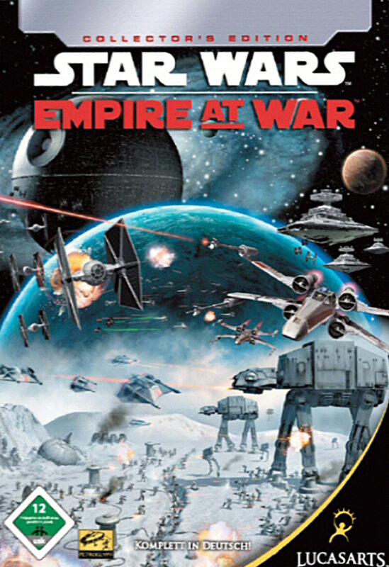 Star Wars - Empire at War Special Edition PC Bild
