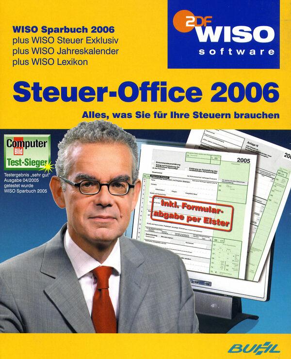 WISO SteuerOffice 2006 | XJUGGLER PC Shop
