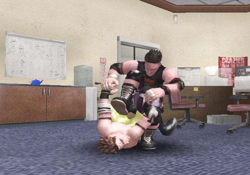 Backyard Wrestling 2 | XJUGGLER XBox Shop