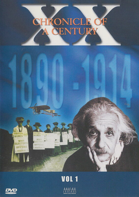 Chronicle of a Century 1 (1890-1914) DVD Bild