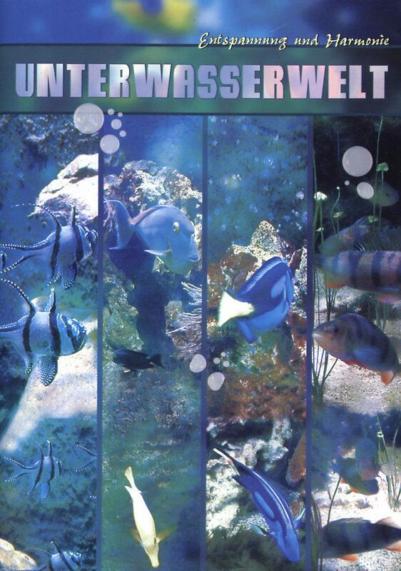 Unterwasserwelt - Entspannung und Harmonie DVD Bild