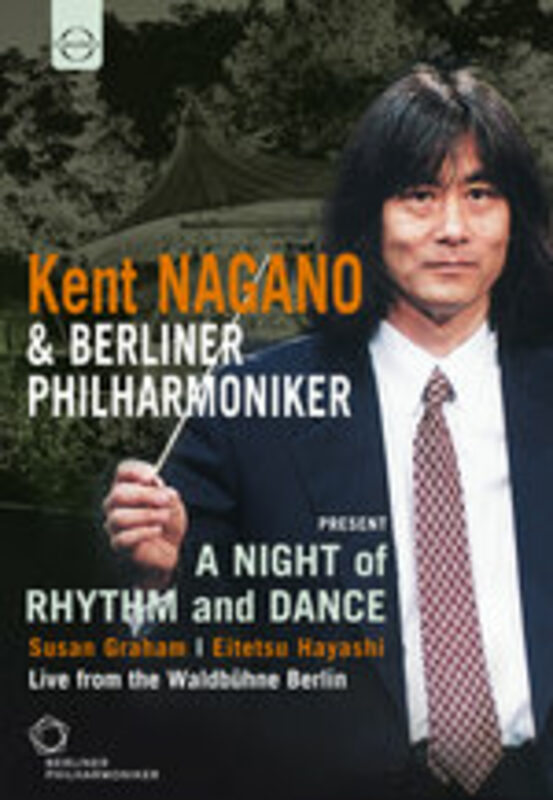Kent Nagano & Berliner Philharmoniker - A Night DVD Bild
