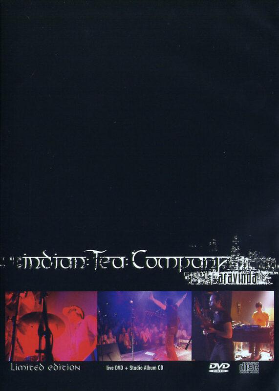 Indian Tea Company - Aravinda  (+ CD) DVD Bild