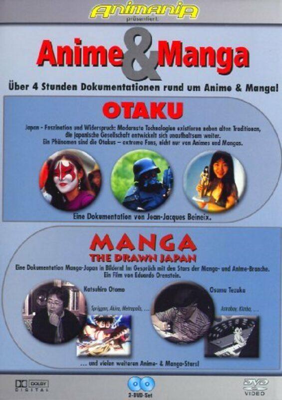 Otaku / Manga-The Drawn Japan  [2 DVDs] DVD Bild