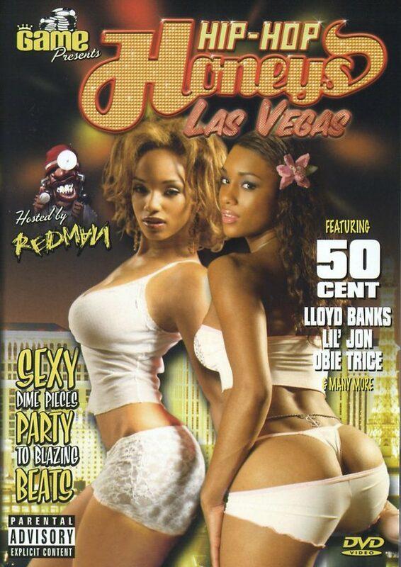 Hip-Hop Honeys Vol. 4 - Las Vegas DVD Bild