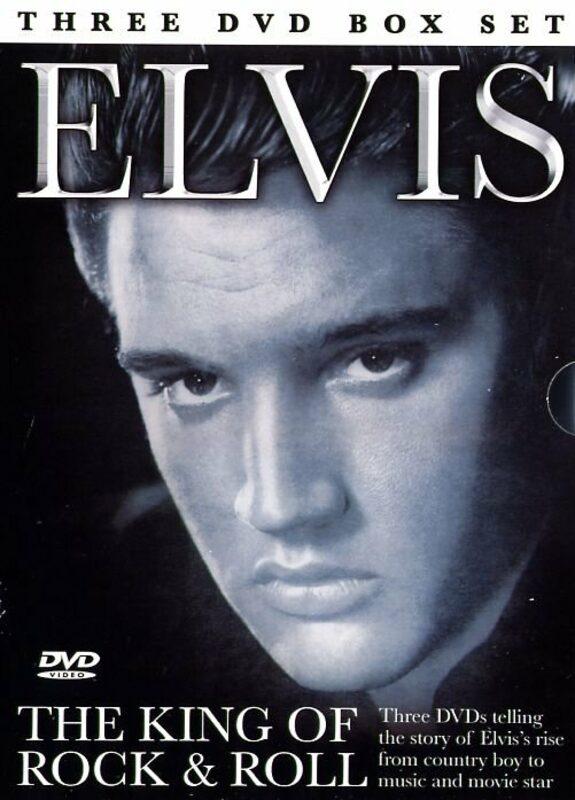 Elvis Presley - The King of Rock & Roll [3 DVDs] DVD Bild
