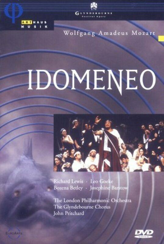 Mozart - Idomeneo  (1974) DVD Bild